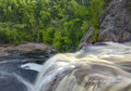 minnesota, high falls, baptism river