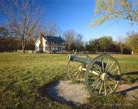 arkansas, national military park, canons