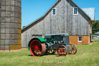 1928 Minneapolis Threshing Machine 30-50