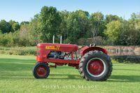 Rockol, antique tractor, vintage tractor