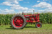 Faramall, antique tractor, united