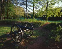 georgia, canons, national battlefield park, kennesaw