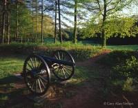 georgia, canons, national battlefield park, kennesaw