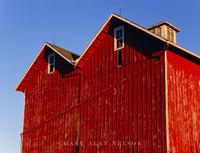 Gabled Roofed Barn