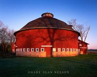 Fulton County, Indiana, round barn