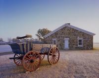 kansas, fort, fort larned, national historic site, kansas