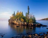 lake superior,minnesota, island