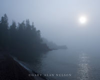 Great Lake,fog,lake,lake superior,minnesota