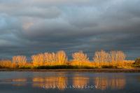 Allemansratt park,center lake,clouds,evening light,lake,minnesota,reflections