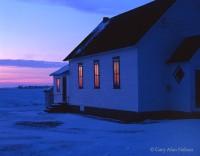 Town Hall at Dawn