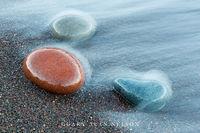 minnesota, lake superior, stones, surf