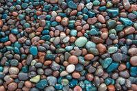 stones, lake superior, minnesota, surf