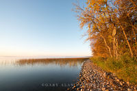 lake mary, minnesota, morning