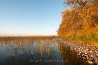 lake mary, minnesota, morning light