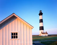 north carolina, cape hatteras national seashore, lighthouse