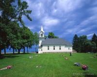 country church, south dakota