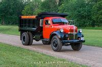 1947 Dodge 2.5-ton Dump Truck Model WJA 57