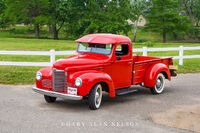 1948 International pickup, KB2