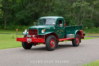 1951 dodge, power wagon,