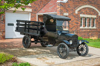 antique trucks, ford, model t
