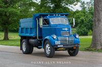 chevrolet, dump truck