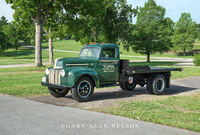 antique trucks, ford, flatbed