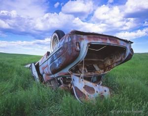 North Dakota Prairie, buick