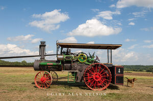 case, steam engine