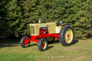 1965 Cockshutt 1550 Wheatland