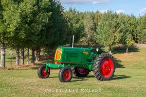 1948 Oliver Streamlined 88