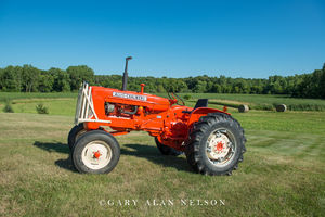 Allis Chalmers, antique tractor