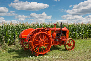 Allis-Chalmers, antique tractor, united