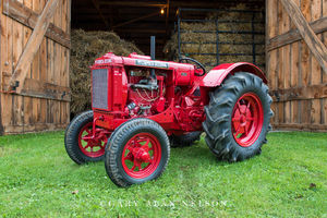 McCormick-Deering, antique tractor