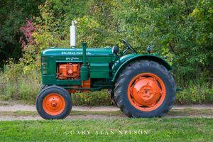 antique tractor, Bolinder-Munktell