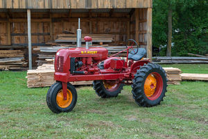 Avery, antique tractor