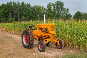 Minneapolis Moline, antique tractor, Minneapilis-Moline
