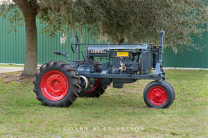 antique tractor, vintage tractor, Farmall, International