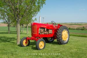 Massey-Harris, antique tractor, vintage tractor
