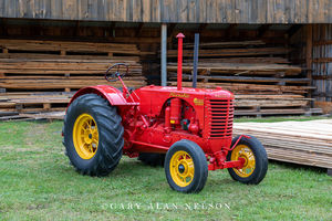 Massey-Harris, antique tractor