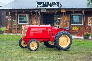 vintage tractor, antique tractor, Cockshutt