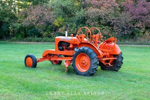 Allis-Chalmers, antique tractor