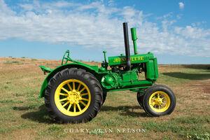 antique tractor,john deere, general purpose, GP