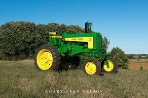 antique tractor,john deere, 730 high crop, high crop diesel