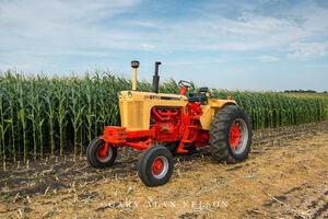 Case,antique tractor, 1030 comfort king