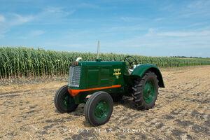 Hart-Paar,antique tractor,oliver, 70 standard