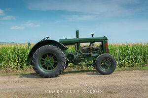 Rumely,antique tractor