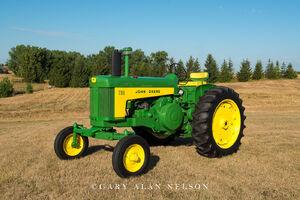 antique tractor,john deere, 730