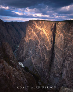 canyon, Black Canyon of the Gunnison National Park, Colorado