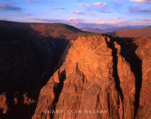 Black Canyon of the Gunnison National Park, Colorado, canyon