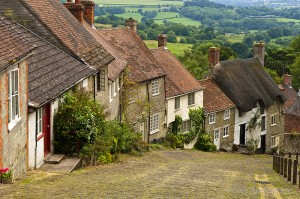 Homes on Gold Hill